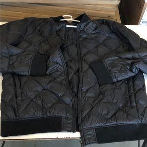 A light weight Uniqlo jacket